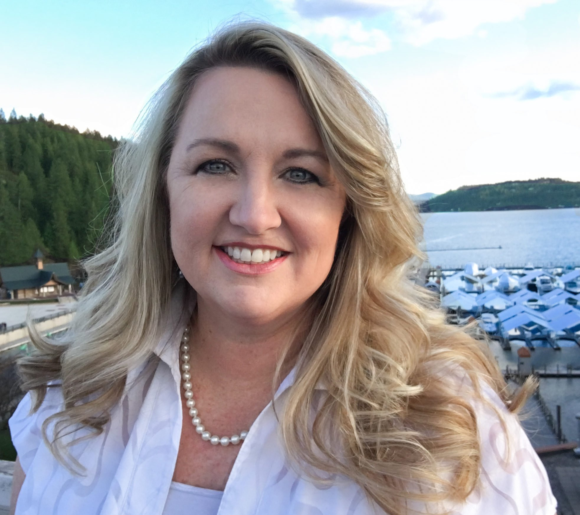 Michelle Rene Garcia Coeur d'Alene REALTOR Windermere Coeur d'Alene Real Estate