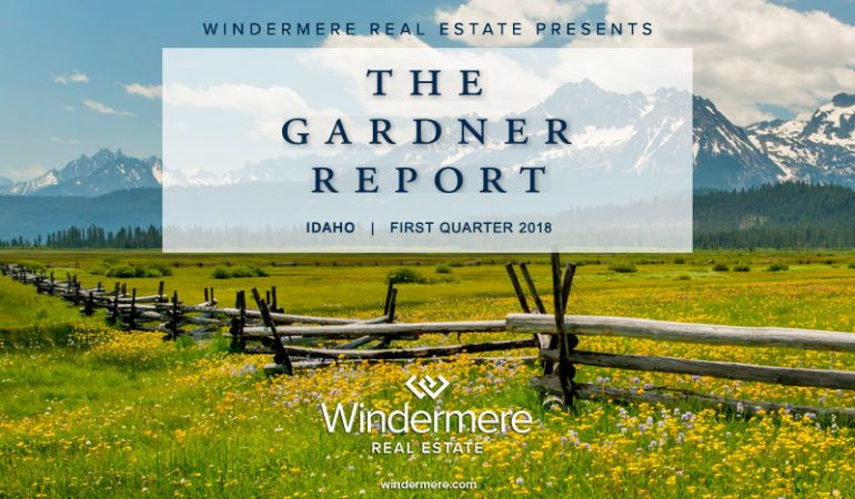 Idaho Real Estate Market Review with Matthew Gardner Windermere Chief Economist