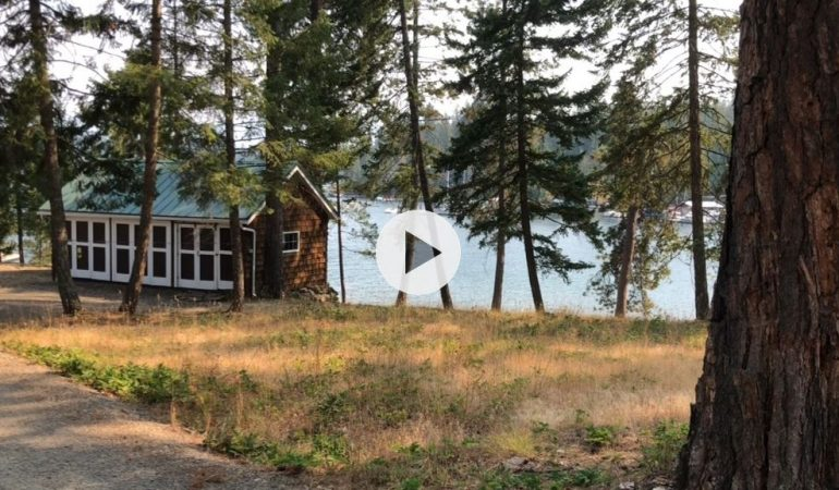 255 McLean Drive Sagle Idaho Waterfront Real Estate for Sale