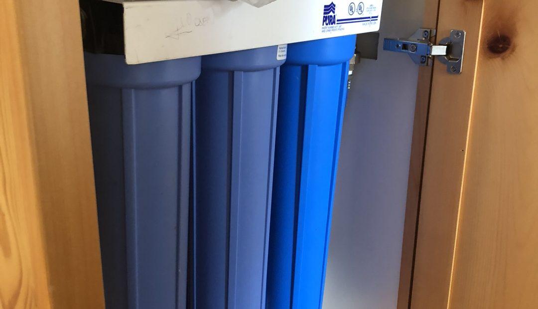 Water system sagle