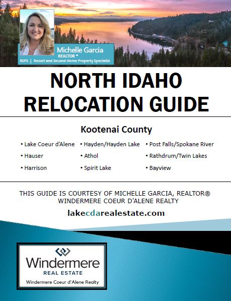Michelle Garcia REALTOR North Idaho Relocation Guide