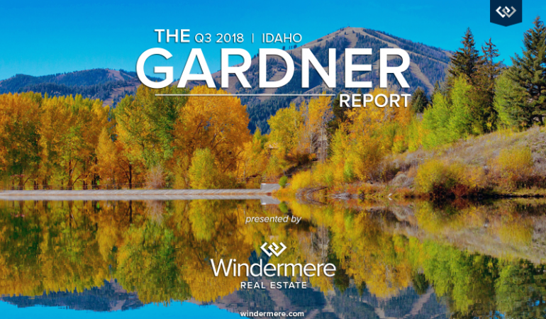 Idaho Real Estate Market Update Q3 2018