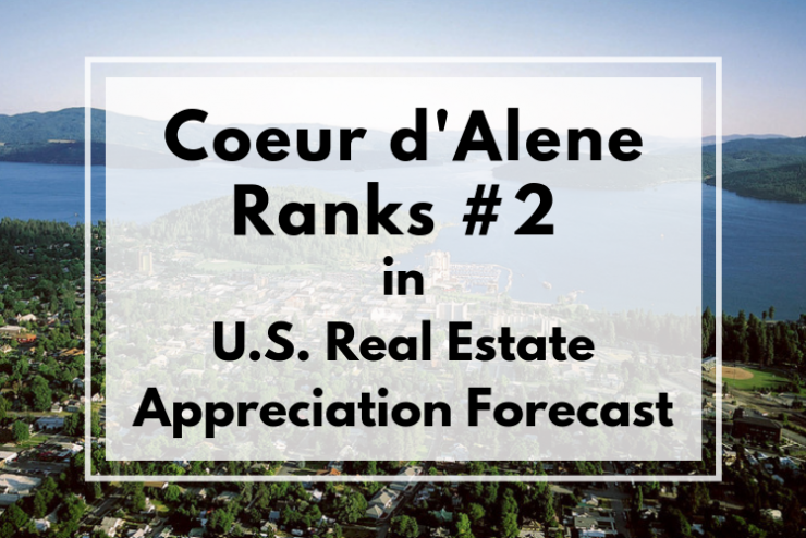 New Forecast Predicts U.S. Real Estate Appreciation to Remain +3.7 Percent