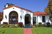 Spanish Eclectic Style Home