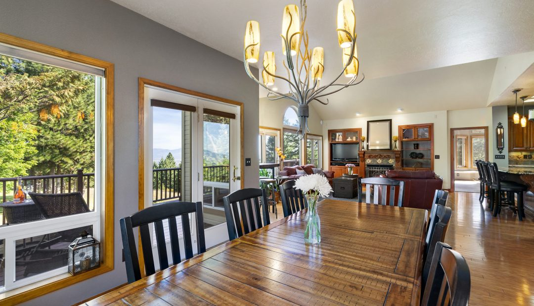 16785 W Deer Ridge Post Falls Real Estate Dining Room