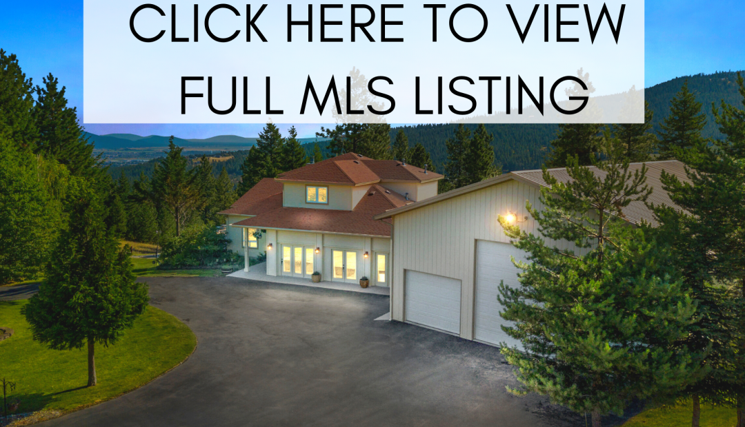 MLS Listing 16785 Deer Ridge Post Falls