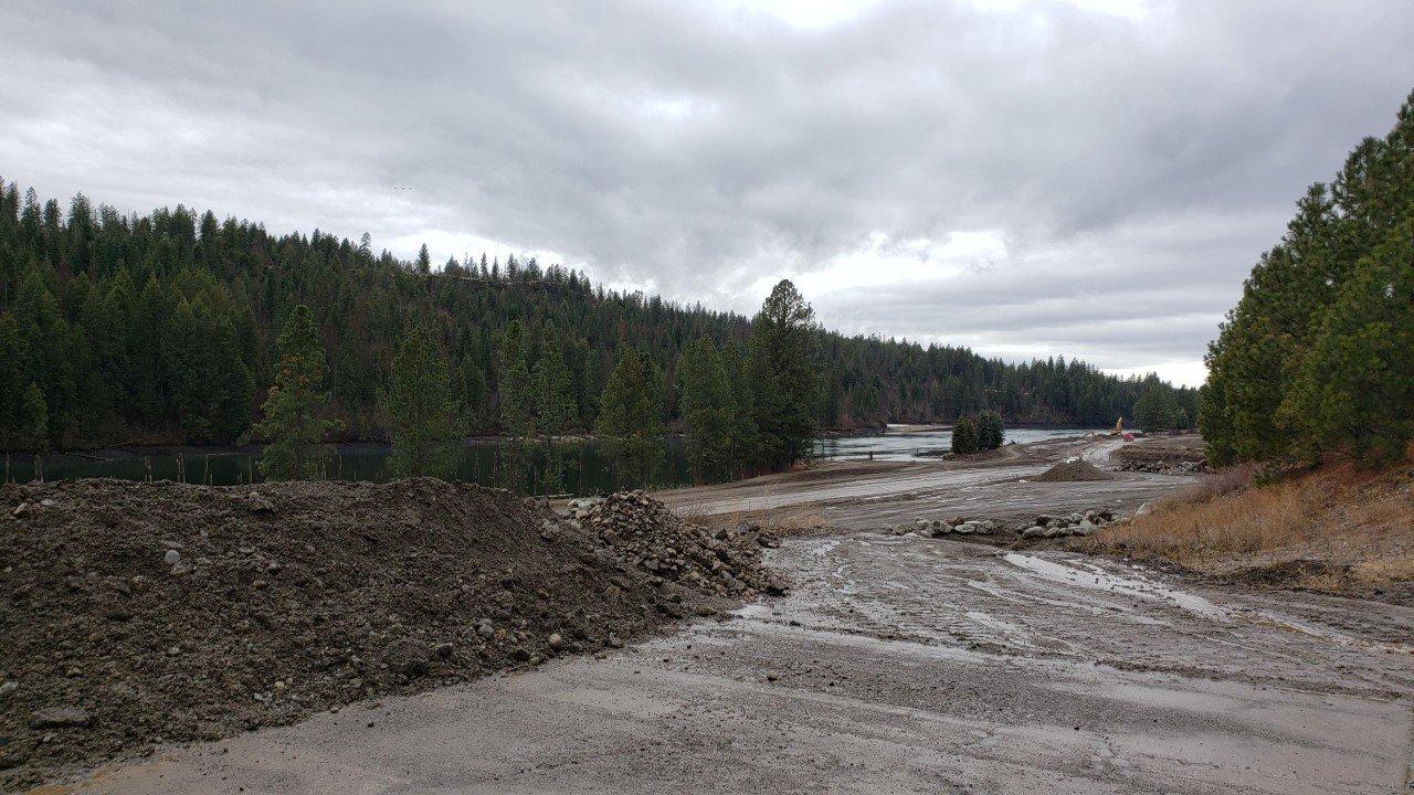 Atlas Waterfront Project Progress
