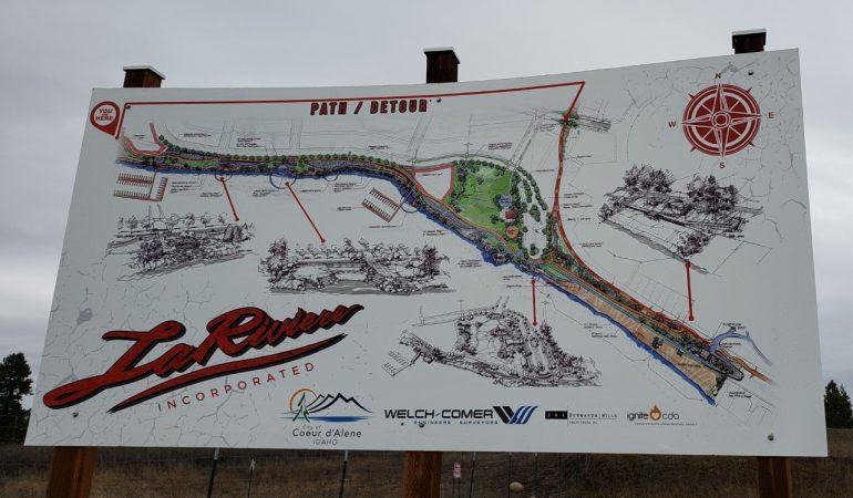 Atlas Waterfront Project Coeur d'Alene