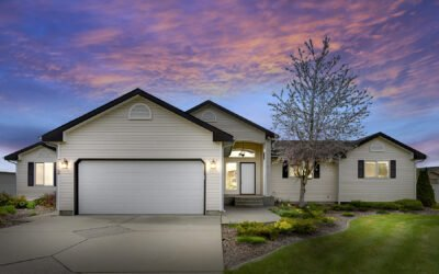North Idaho Dream Home in Brickert Country Estates